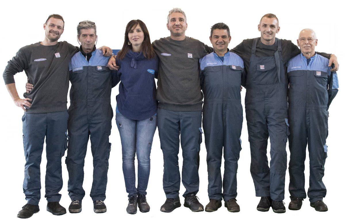 il team di motorcity2.0